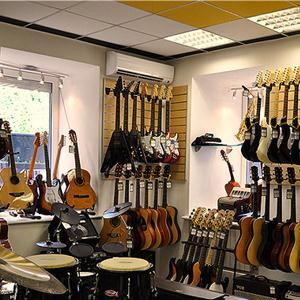 Музыкальные магазины Морков