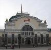 Железнодорожные вокзалы в Морках