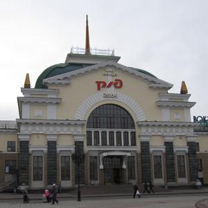 Железнодорожные вокзалы Морков